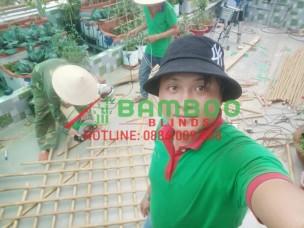Bamboo Blinds | Decor thiết kế, thi công tre trúc Uy tín Tại TPHCM